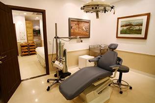 韩国美来整形医院治疗室