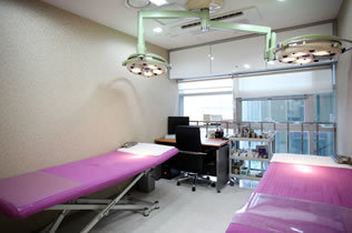 韩国BK整形医院手术治疗室