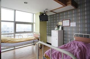 韩国BK整形医院住院室