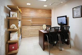 韩国BK整形医院咨询室