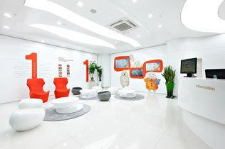 韩国365MC肥胖诊疗医院接待大厅