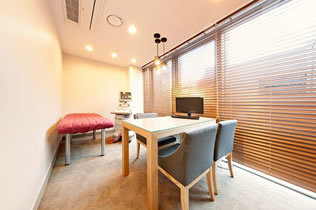 韩国365MC肥胖诊疗医院接待室
