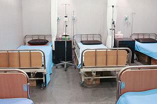 韩国OPERA整形外科医院住院室