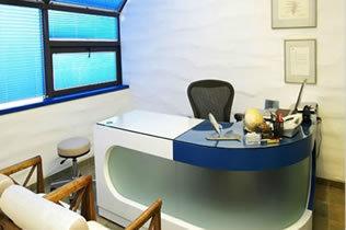 韩国VIZ整形外科医院商谈室