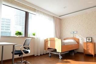 上海首尔丽格医疗美容医院病房