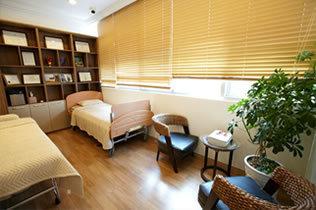 韩国赫尔希整形医院恢复室
