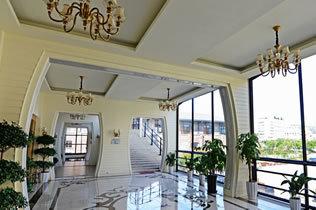 上海首尔丽格医疗美容医院走廊