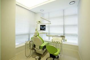 韩国HUSHU牙科皮肤医院治疗室