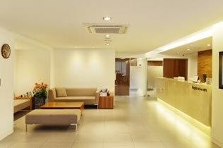 韩国徐在敦整形外科医院大厅