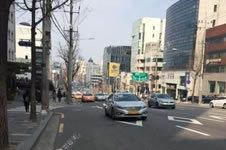 (组图)韩国整形一条街沿途长什么样