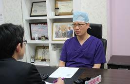 金灿棕:中国人更喜欢夸张一点的手术效果