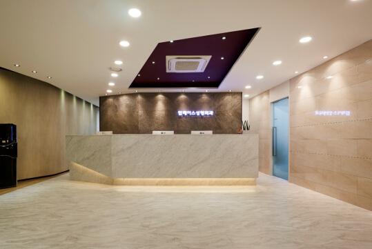 韩国秀美颜整形外科大厅