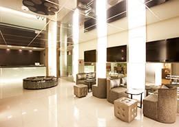 韩国4月31日整形外科医院大厅(二)