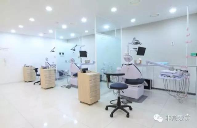 原辰整形医院牙科治疗室