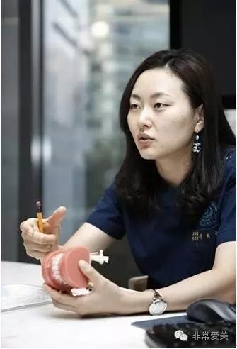 韩国室长讲解牙科重要性