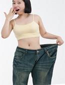 韩国高兰得整容外科-在高兰得做完吸脂手术后的效果,前后对比超明显!