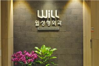 韩国will整形医院LOGO