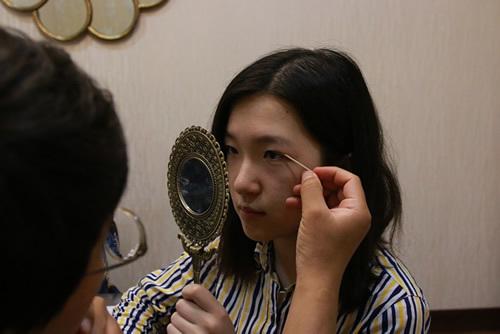 割双眼皮术前商谈