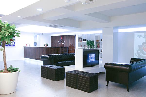 韩国Dr.O S.Clinic整形外科大厅照片