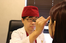 TS和ID眼部整形案例对比,谁做的双眼皮更自然?