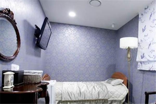 韩国AURORA整形外科恢复室