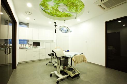 韩国碧夏整形医院手术室环境图