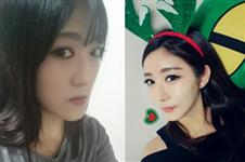 到韩国ID医院做下颌角+双鄂整形后 她变身时尚韩范女生
