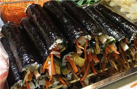 韩国各地的紫菜包饭,你会PICK哪一家?