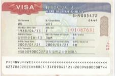 去韩国办什么签证,知道这四点防止拒签!