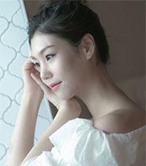 韩国dr朵做鼻子整形案例侧面45度照片