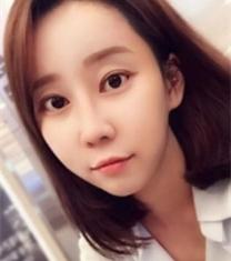 韩国加美整形医院眼鼻面部填充前后对比照片_术后