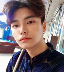韩国丽偶医院男生鼻整形+面部填充案例对比_术后