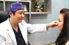 现代美学整形医院官网案例曝光,隆鼻30天恢复照长这样!