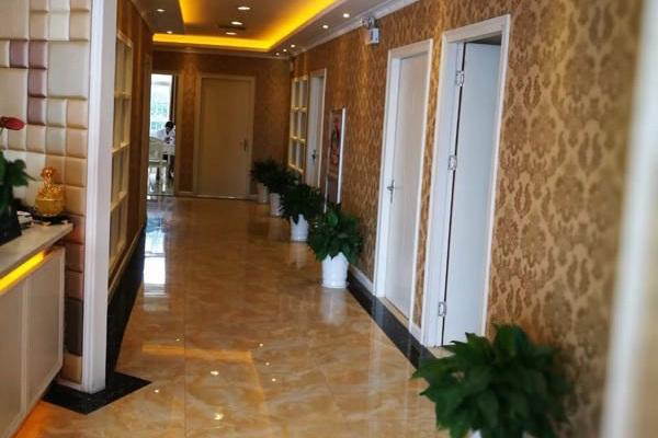 宁波韩美整形医院走廊