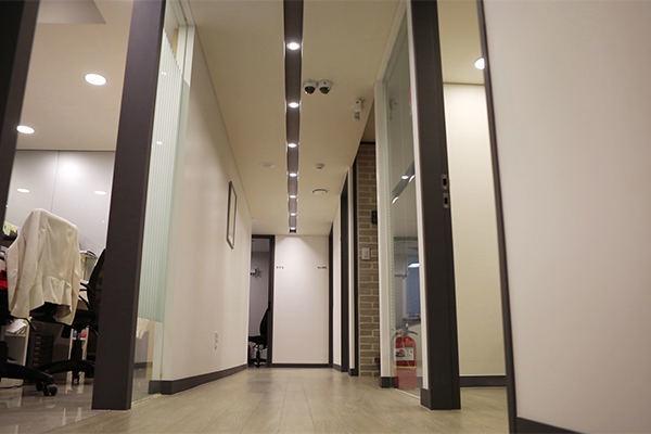 韓國profile整形醫院大廳