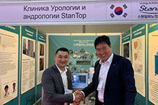 韓國世檀塔男科受邀參加2019國際醫療醫藥展覽會KIHE