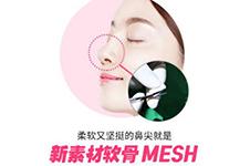 韩国做鼻子mesh假体医院有哪些?原辰,爱她,id,普瑞美都可以!