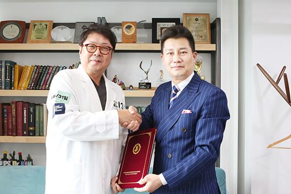 韩国4月31日整形外科签约!