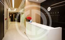 韓國新帝瑞娜醫院走廊