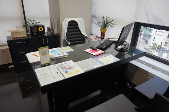 韩国如妍妇科医院办公室