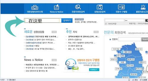韩国官方整形网