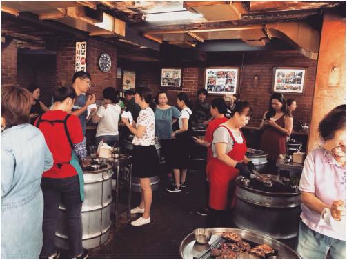 韩国烤肉推荐