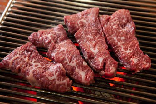 景福宫烤肉店