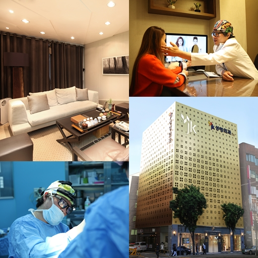 韩国JK整形医院埋线提升