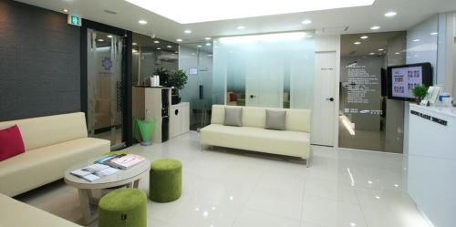 韩国motive整形医院环境照片