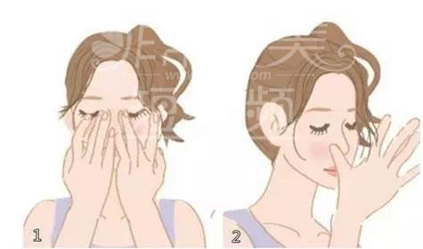 韓國will修復硬鼻頭有絕招按摩鼻頭手法