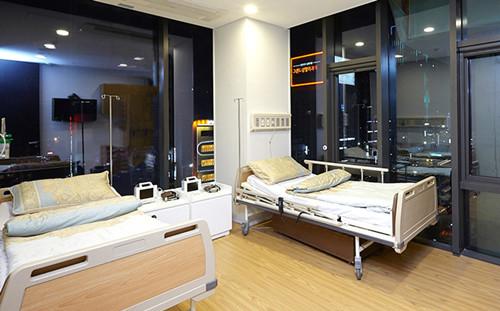 韩国高兰得医院内部住院区环境