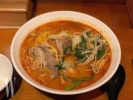 韓國正宗的麻辣燙
