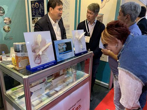 韩国世檀塔男科受邀参加2019国际医疗医药展览会KIHE