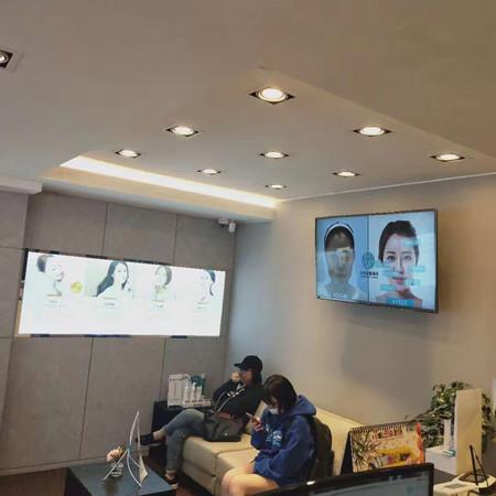 韩国拉本医院休息室